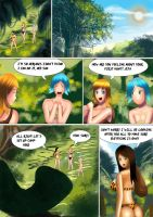 Peril of the Jungle Girls Page 1 by svoidist
