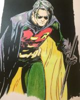 Robin Phil Chan Colors Jeremy Scully by Drakelb