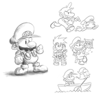 SMS2 Concept Art by kenshinmeowth