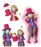 Magician's hat by emanon333
