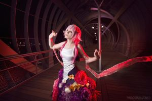Guilty Crown: Inori by Astarohime