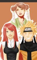 Jinchuurikis by GiselleRocks