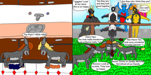 Pleasure Drink - Page 7 (fixed) by MegamanDragonoid