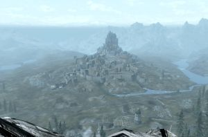 Whiterun by SereglothIV