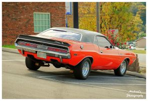 A Cool Dodge Challenger R/T by TheMan268
