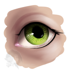 Eye practice by AnkhsPaw