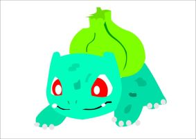 001 Bulbasaur by KanesTheName
