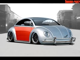 VW Beetle for virtual-tuning by Hemi-427