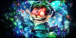 Signature Ziggs - League ofLegends by Ellanna-Graph