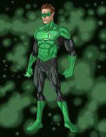 Green Lantern movie design v2 by phil-cho