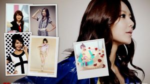 Happy Birthday to Girls' Generation Choi Sooyoung by Lissette8017