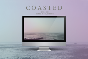 C O A S T E D  Wallpaper by pierrot-noir