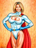 Power Girl 1 by Xenomorph71