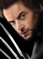 Wolverine by WILDCHILDx087