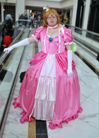 Princess Peach ::SHOT1:: by Prepare-Your-Bladder
