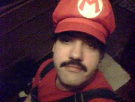 It's a me.. As Marioo.. by DemoniconNemesis