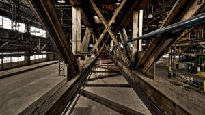 Iron structure by stengchen