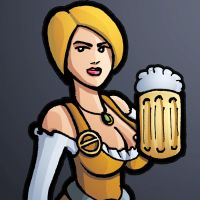 Beer Wench Color by whipsmartbanky