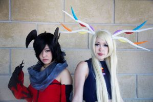 Pokemon - X and Y by GreenTea-Cosplay