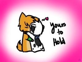Yours to hold... by geckofan1