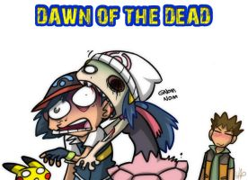 Dawn of the dead by vaporotem
