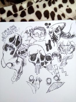 Doodles by GauthamHail