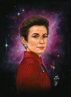 Woman of Star Trek  KIRA NERYS by Melanarus