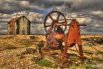 Dungerness UK HDR by Murawski