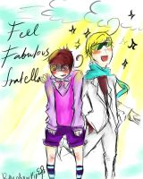Feel FABULOUS by Near-lawliet301