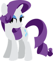 Minimalistic Rarity - 1 hour challenge by JetGrey