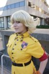 Eurobeat King- AUSA- Seras 1 by DustbunnyCosplay