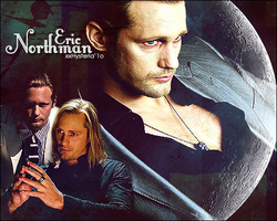 Eric Northman, True Blood by MileySkywalker