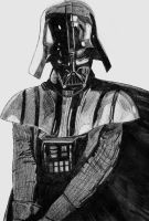 Darth Vader, ROTS by dingobuzz269