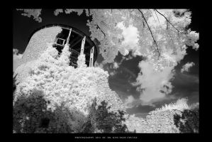 Fort Siklos in IR - VI by DimensionSeven