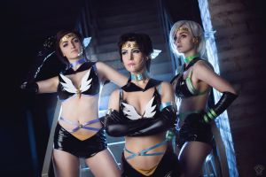 Starlights Sailor Moon Cosplay by MrProton