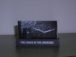 The Crack in the Universe by xbardenx