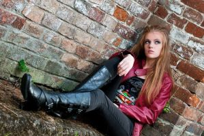 Rebel yell I by antoanette