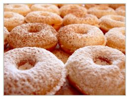 No. 87 - Food: Doughnuts by James-McKenzie