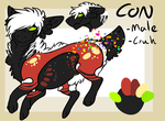 Confetti :Ref: by InfectedZombieX