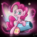 PINKIE PIE PARTY CANON by Doggie999