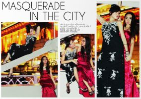 Masquerade in the City by ella-marie