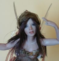 Wind fairy ooak 02 by Rosen-Garden