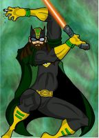 Bluntman by jaysonechoes
