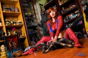 Mary Jane Bodypaint 3 by Alexia-Jean-Grey