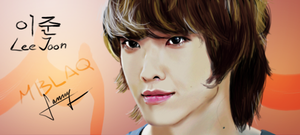 Lee Joon by ZoeySanny