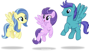 Open clear skies team by Vector-Brony