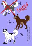 Adoptables - Batch 1 by TallyBaby13