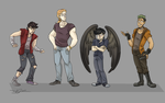Height Chart Thing by ProSonic