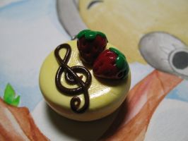 Music Cheesecake by PuniTotoro