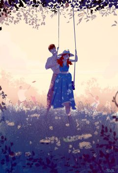 A little push?... by PascalCampion